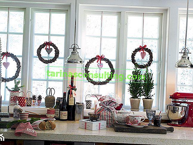 Come decorare una casa per Natale? 4 idee