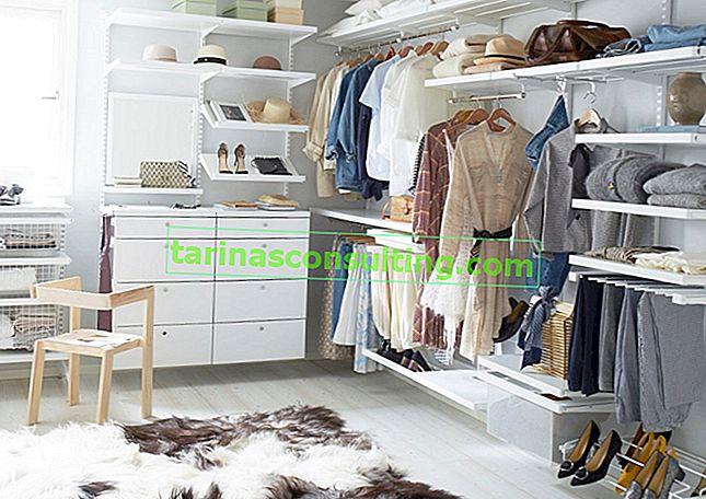 3 modi per decorare il tuo guardaroba: quale funzionerà a casa tua?