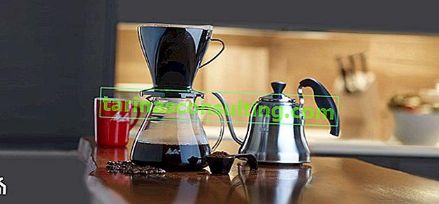 Caffè all'americana: il migliore? Preparato manualmente o in una macchina da caffè con filtro?