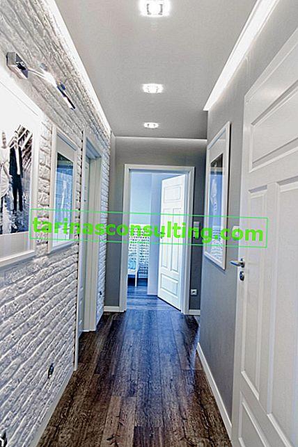 Corridoio: come organizzare una sala lunga e stretta? Idee, arrangiamenti e suggerimenti