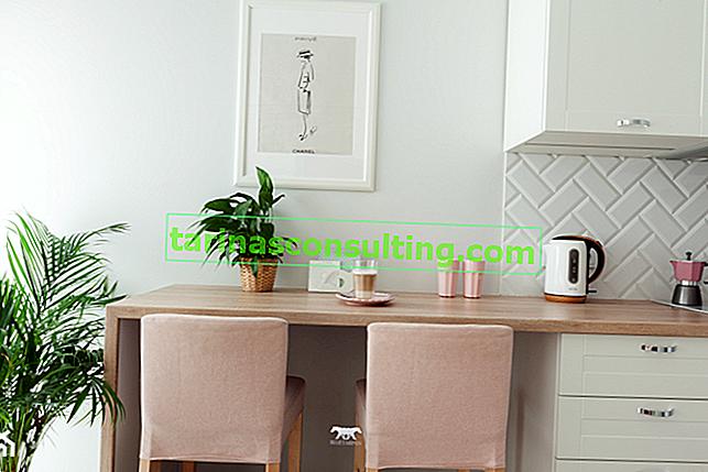 Quale tavolo scegliere per una piccola cucina? 8 idee
