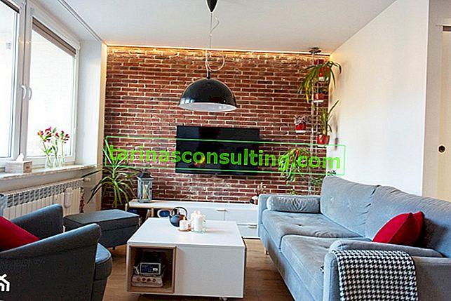Come organizzare una piccola stanza? Suggerimenti pratici