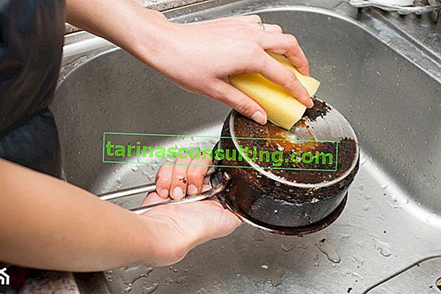 Come pulire una pentola bruciata? 10 rimedi casalinghi