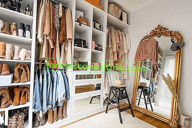 Pulizia del guardaroba passo dopo passo: come introdurre il minimalismo nel guardaroba?