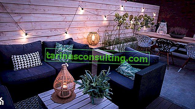 Illuminazione per terrazze: quali lampade da giardino scegliere?