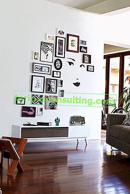 Come appendere quadri e foto senza forare e danneggiare il muro? Consigliamo!