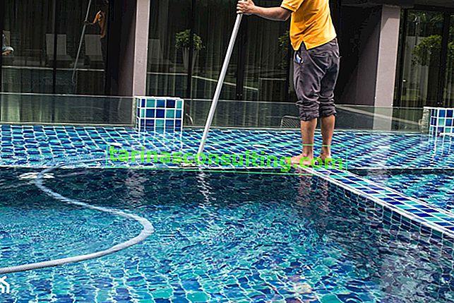 Come pulire il fondo della piscina? 5 modi per pulire il fondo della piscina