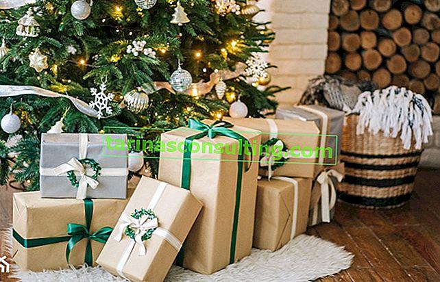 Come confezionare un regalo grande? 5 modi rapidi