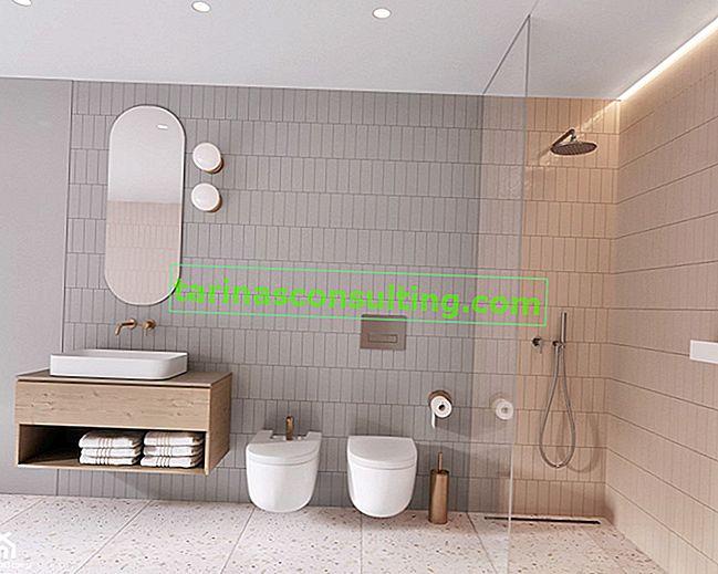 Quali piastrelle doccia funzioneranno meglio senza piatto doccia?