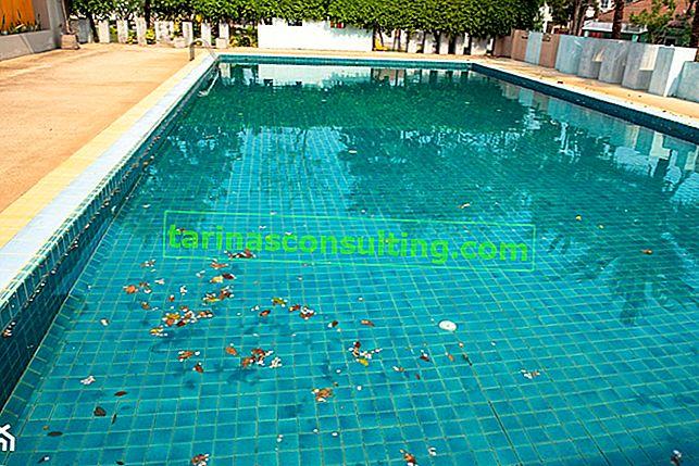 Come pulire l'acqua della piscina? Modi fatti in casa per pulire la piscina