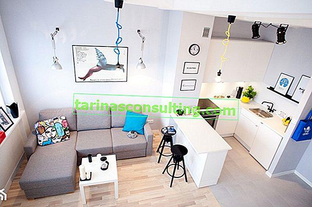 Come organizzare un piccolo appartamento: idee pratiche per interni funzionali e confortevoli