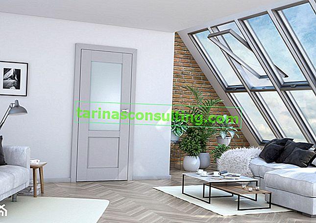 Come abbinare la porta al colore e al tipo di pavimento?