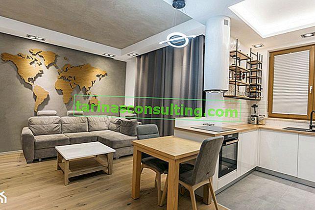 L'architetto consiglia: come combinare la cucina con il soggiorno?