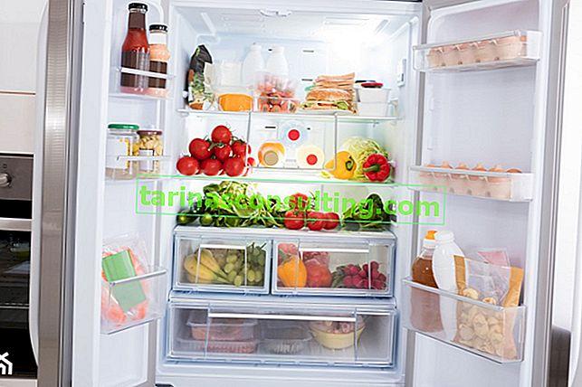 Temperatura nel frigorifero e corretta conservazione degli alimenti - suggerimenti
