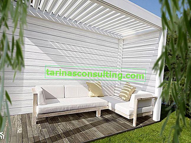 Faserzement-Fassadenbretter, eine moderne Art, die Fassade eines Hauses fertigzustellen