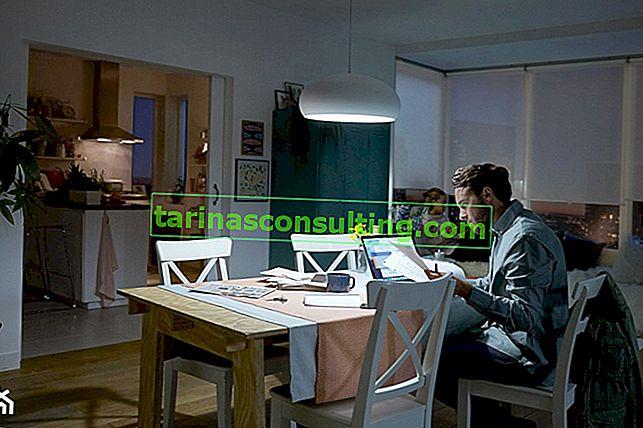 Die beste Beleuchtung bei Verwendung eines Computers, Tablets oder Mobiltelefons
