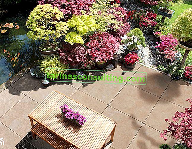 Pflastersteine - Material für eine moderne Terrasse!