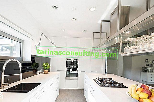 5 farbige Küchenideen - trendige Glaslaminatfronten