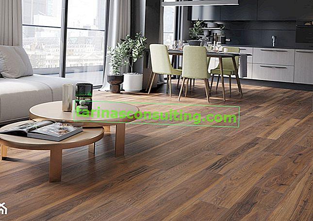 Wohnzimmer, Küche und Esszimmer in einem - welche Etage sollten Sie wählen?