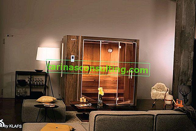 Sauna in der Wohnung? Es ist möglich!
