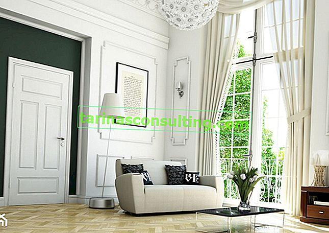 Türen - wie passt man ihre Farbe zum Innenraum?