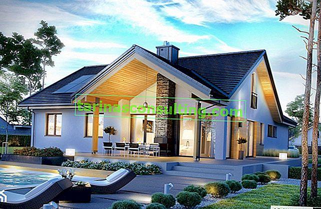 Les 10 modèles de maisons les plus consultés sur Homebook.pl en 2016