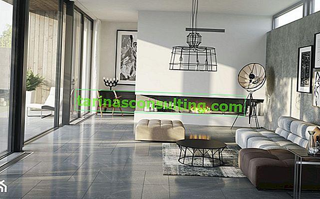 Pietra, cemento o legno: cosa scegliere per il pavimento del soggiorno?