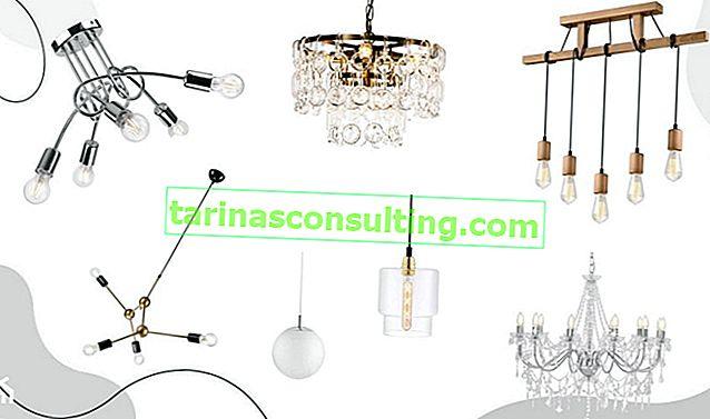 Quale lampadario da soggiorno scegliere?