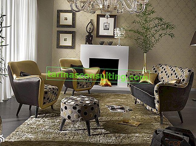 In quali colori dovrebbe essere decorato il soggiorno? Tendenze per la stagione autunno / inverno 2016