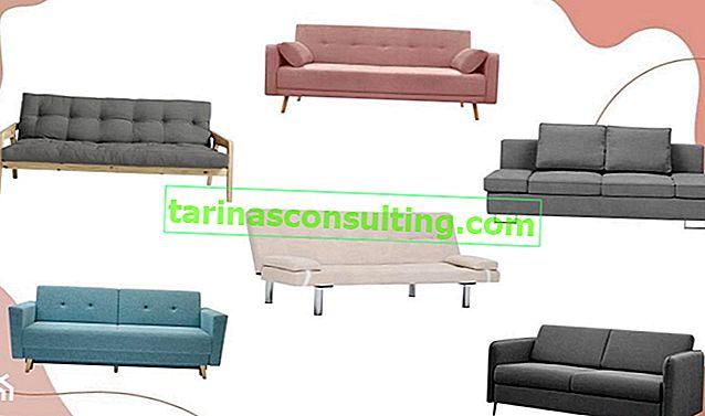 Quale divano letto funzionerà nel soggiorno? Scopri i migliori divani con funzione letto