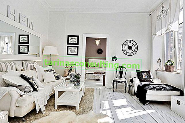 Welche Art von Boden sollte ich wählen, wenn ich ein Apartment im skandinavischen Stil arrangiere?