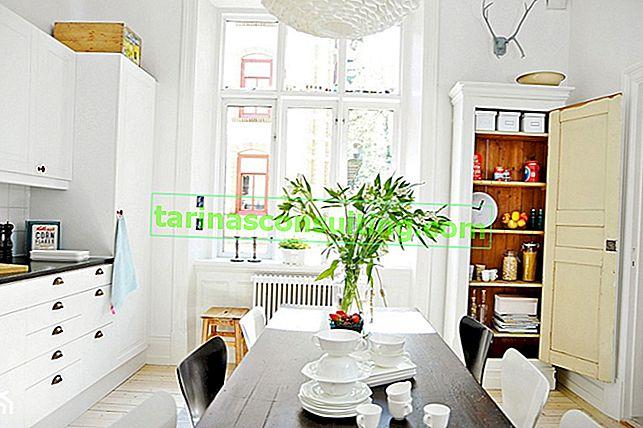 Wie arrangiere ich eine Küche im skandinavischen Stil? 10 Ideen von Innenarchitekten