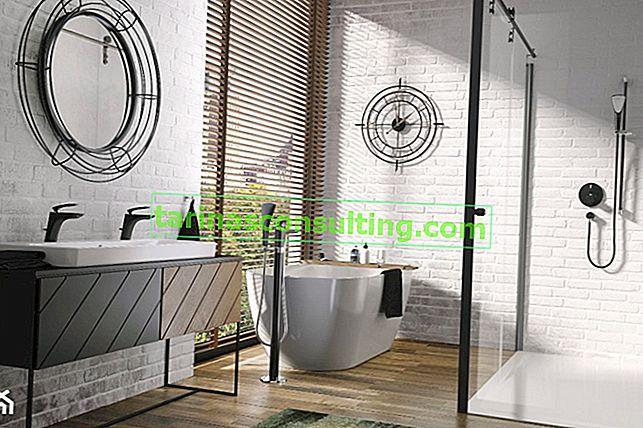 Badezimmer im Loft-Stil - was darf in einem industriellen Interieur nicht fehlen?