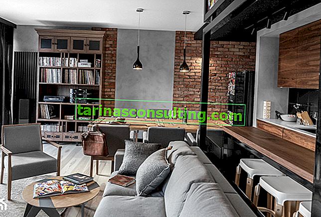 TOP 10 Lounges im Loft-Stil - # bleiben Sie zu Hause und lassen Sie sich inspirieren
