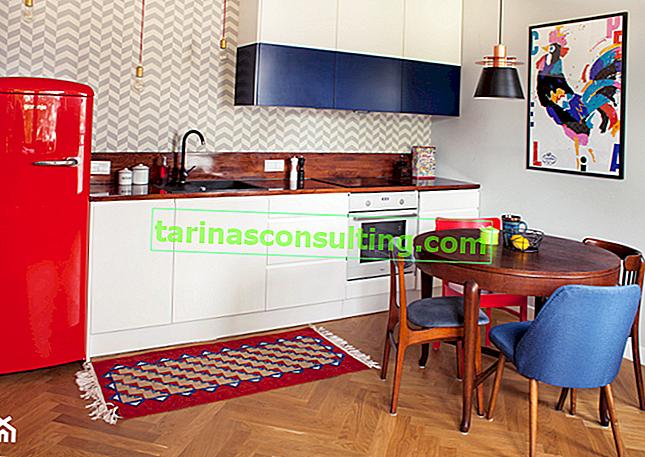 Retro-Stil in Innenräumen - was darf in einem Retro-Apartment nicht fehlen?
