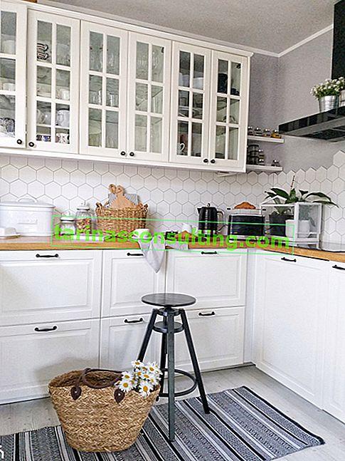 Küche im skandinavischen Stil auf 5 Arten. Sehen Sie einzigartige Inspirationen!