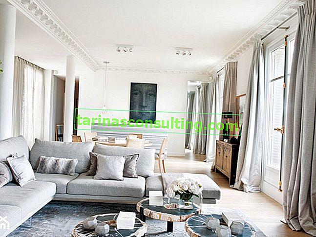 Französischer Stil im Interieur - wie arrangiert man eine Wohnung im Geiste der Pariser Eleganz?