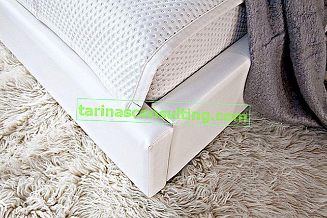 Lattice o tasca? Come scegliere un materasso per dormire?