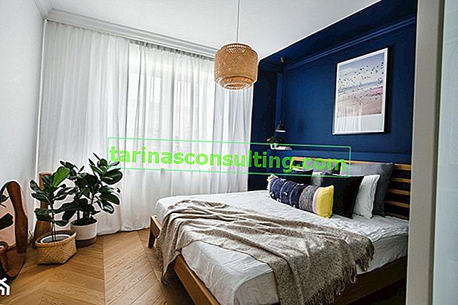 Cosa scegliere per il pavimento di una camera da letto? 14 idee per il pavimento di una camera da letto