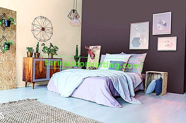 Una camera da letto eclettica in 7 modi: una panoramica dell'ispirazione