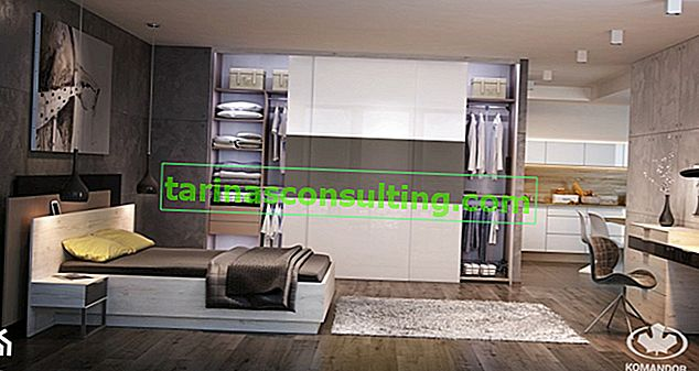 Accogliente camera da letto. Quali colori, mobili e decorazioni scegliere?