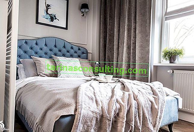 Come rendere più accogliente la camera da letto? Guarda 5 metamorfosi spettacolari!