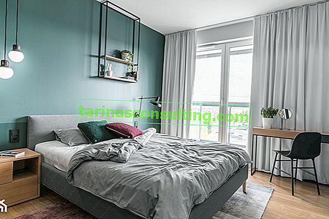 Quale colore dovrei scegliere per la mia camera da letto?