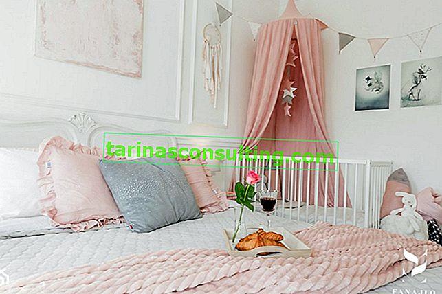 Come organizzare una camera da letto per tre?