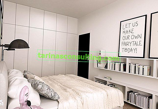 Idea per una piccola camera da letto. 10 idee ispiratrici per una camera da letto funzionale e accogliente