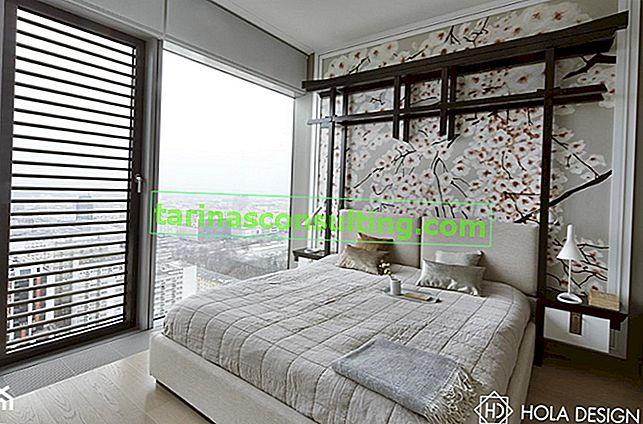 Camera da letto in stile giapponese: come sistemarla?