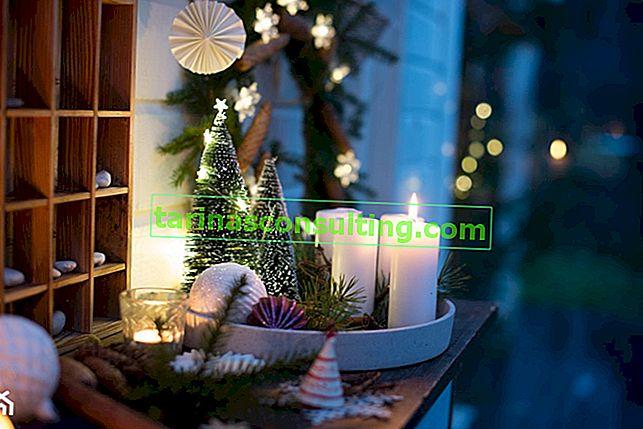 Tendenze natalizie 2019/2020: decorazioni natalizie alla moda per il 2019