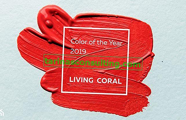 Farbtrends 2019 - Welche Farben werden 2019 in Innenräumen in Mode sein?