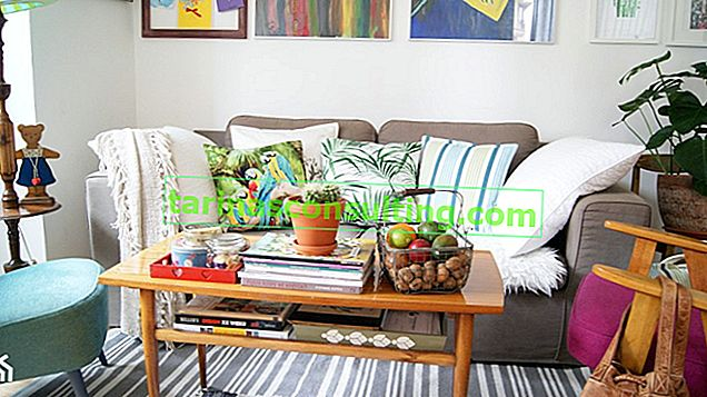 Boho-Stil in Innenräumen - wie arrangiere ich ein Apartment im Boho-Stil?