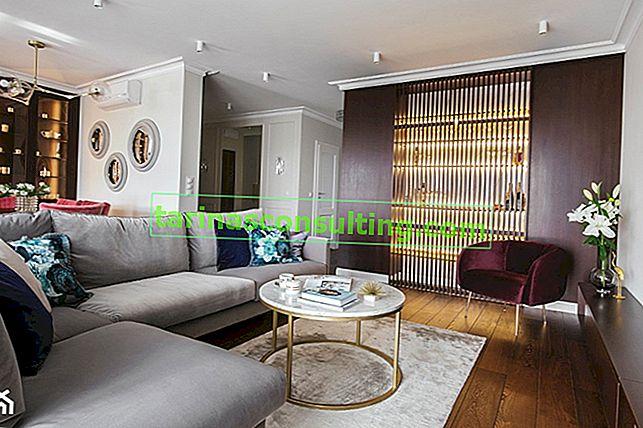 Trendy Wohnzimmer 2020 - welche Farben, Möbel und Accessoires wählen?